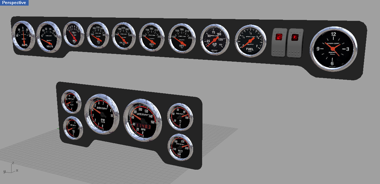 autometer gauges wiring solidfonts autometer speedo wiring diagram solidfonts