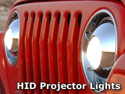 HID Bi-Xenon Headlamp conversion