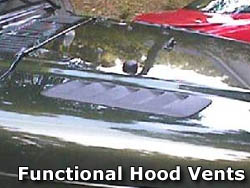 Aux. Cooling: Hood Vents
